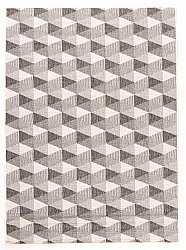 Alfombra Wilton - Brussels Pattern (gris)