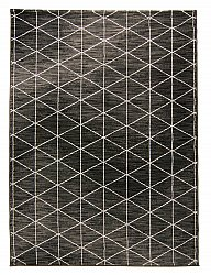 Alfombra Wilton - Florence Howth (negro)