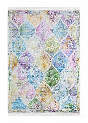 Alfombra 160 x 230 cm (wilton) - Colourful Bell (multicolor)