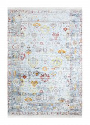 Alfombra 160 x 230 cm (wilton) - Colourful Frame (multicolor)