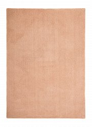 Alfombra 160 x 230 cm (pelo largo) - Soft dream (rosa)